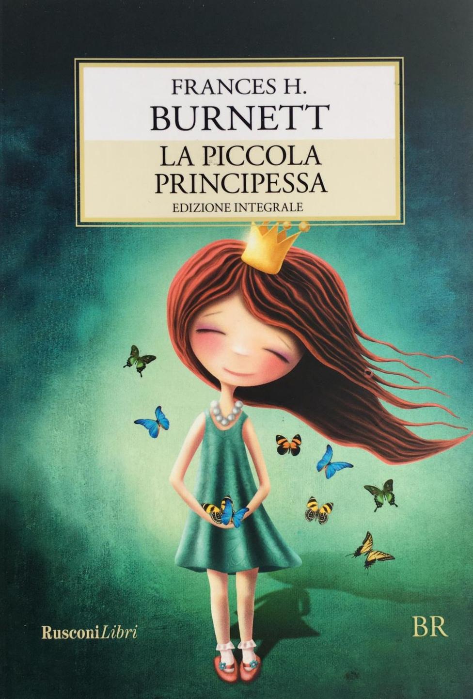 La piccola principessa - Spacebook.it - lo store dei libri online