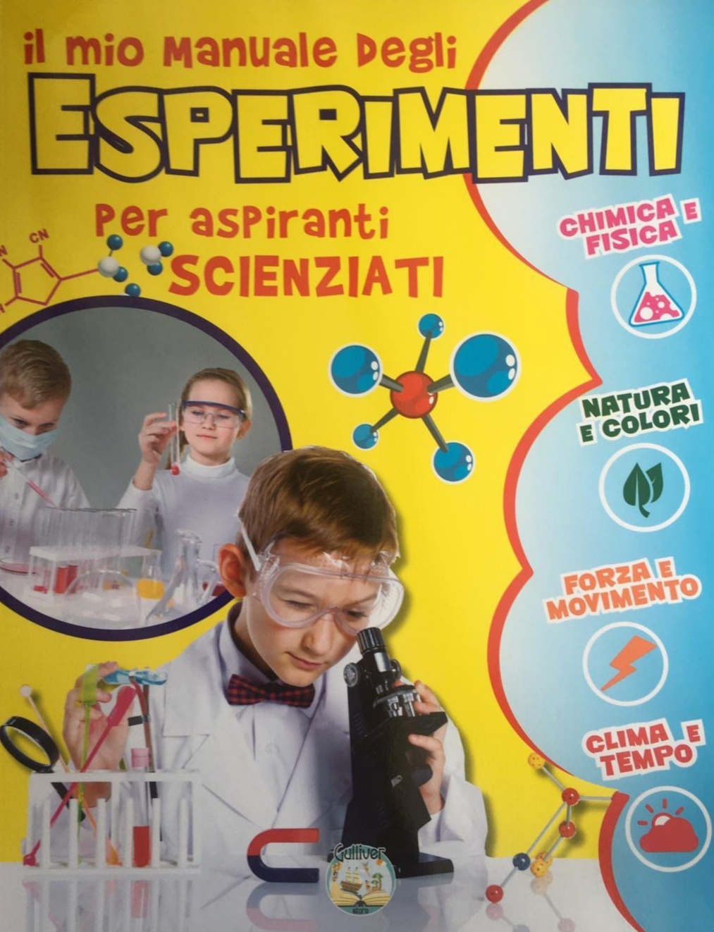 Il piccolo scienziato