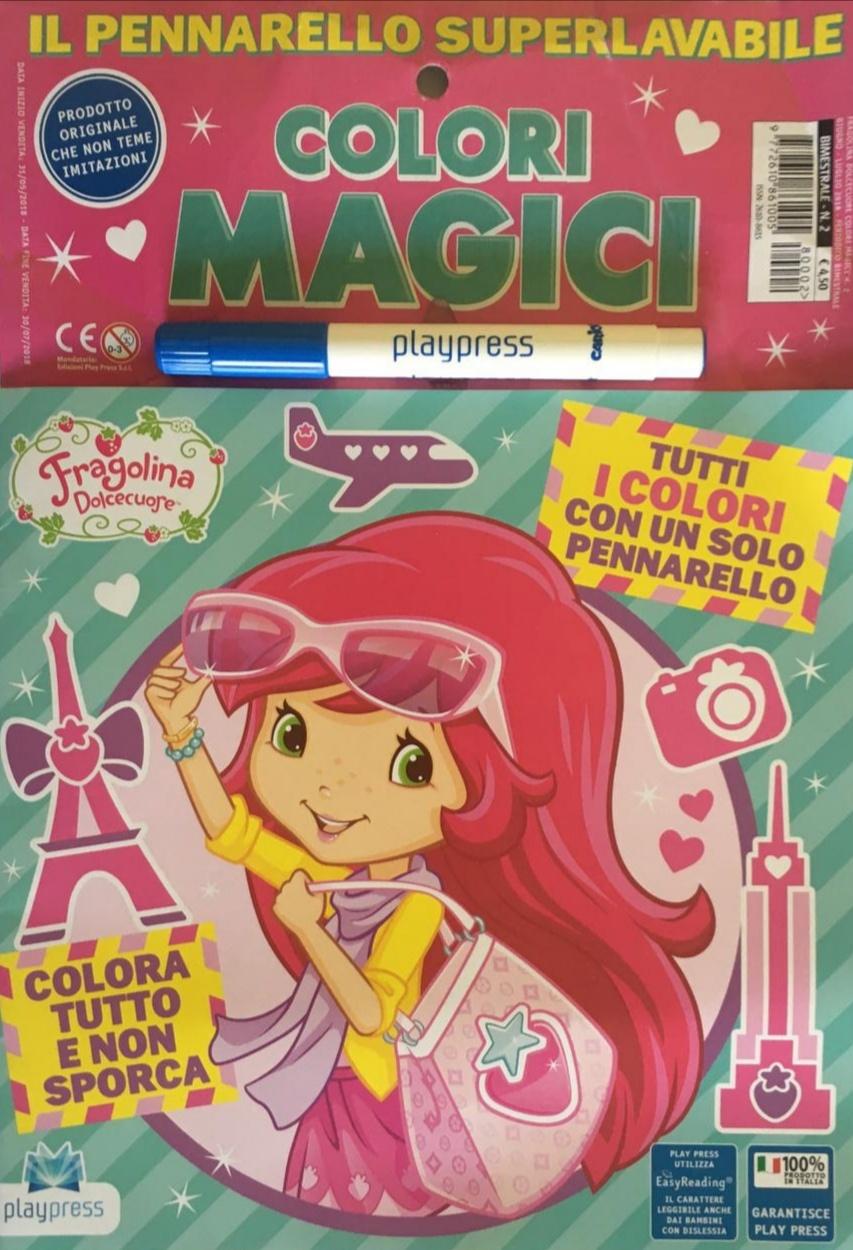 Albo magico Fragolina