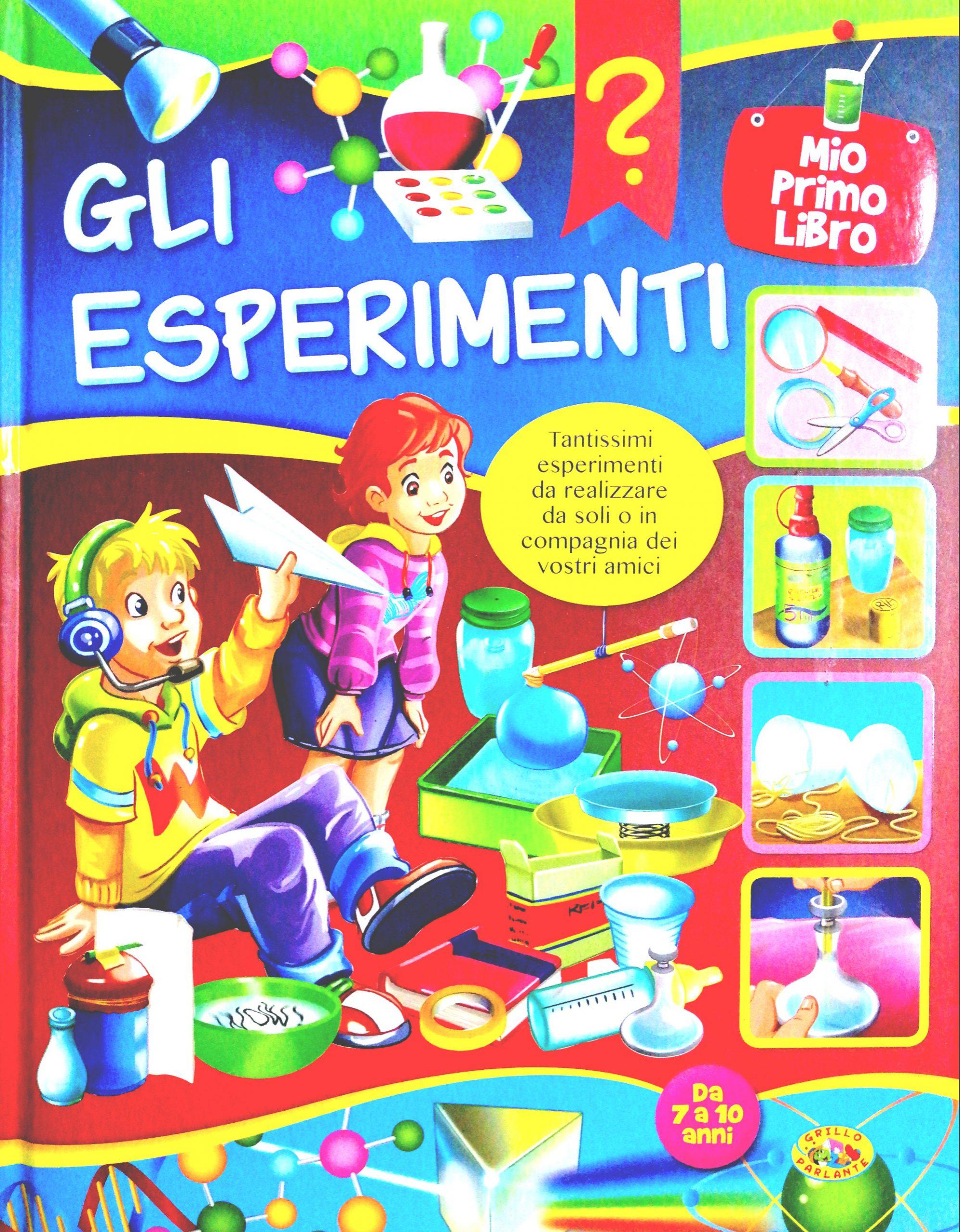 gli esperimenti facili