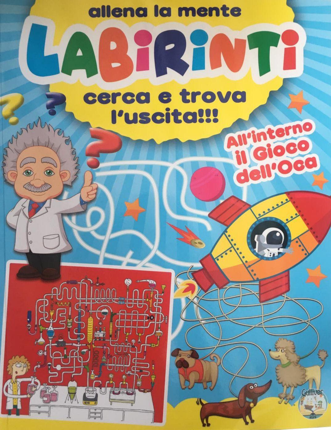 Labirinti per bambini