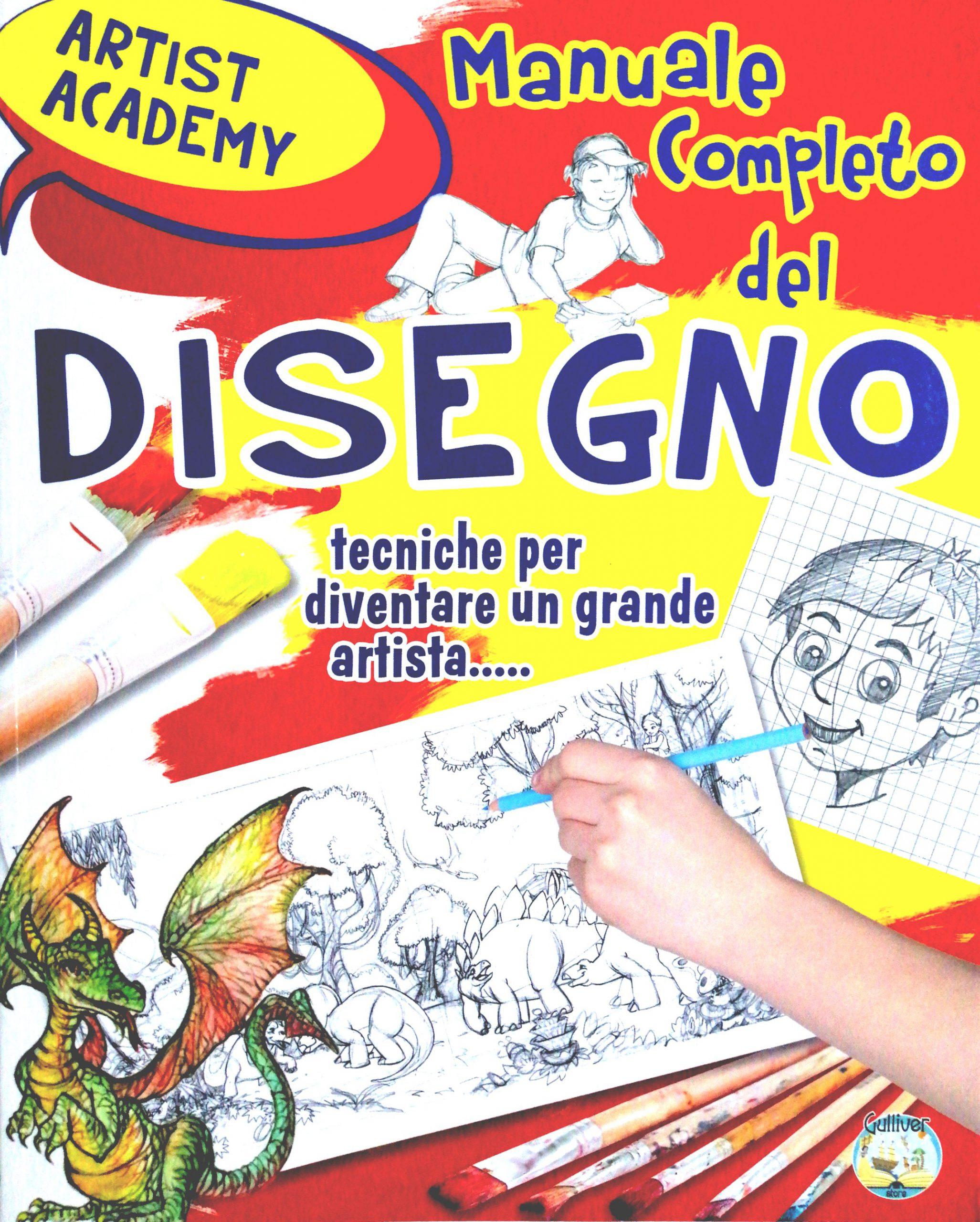 Disegnare i fumetti e personaggi