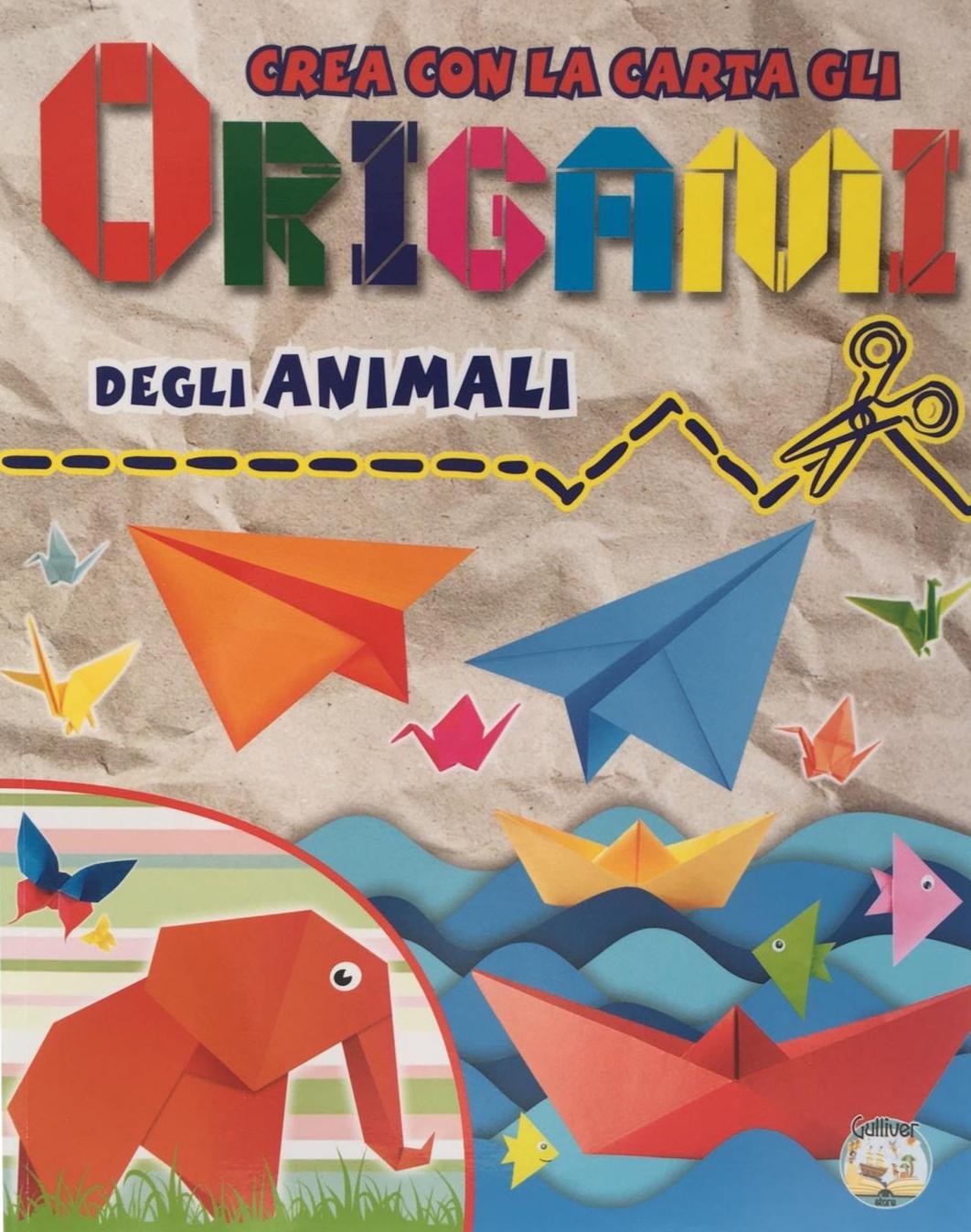 ORIGAMI DEGLI ANIMALI - Spacebook.it - lo store dei libri online