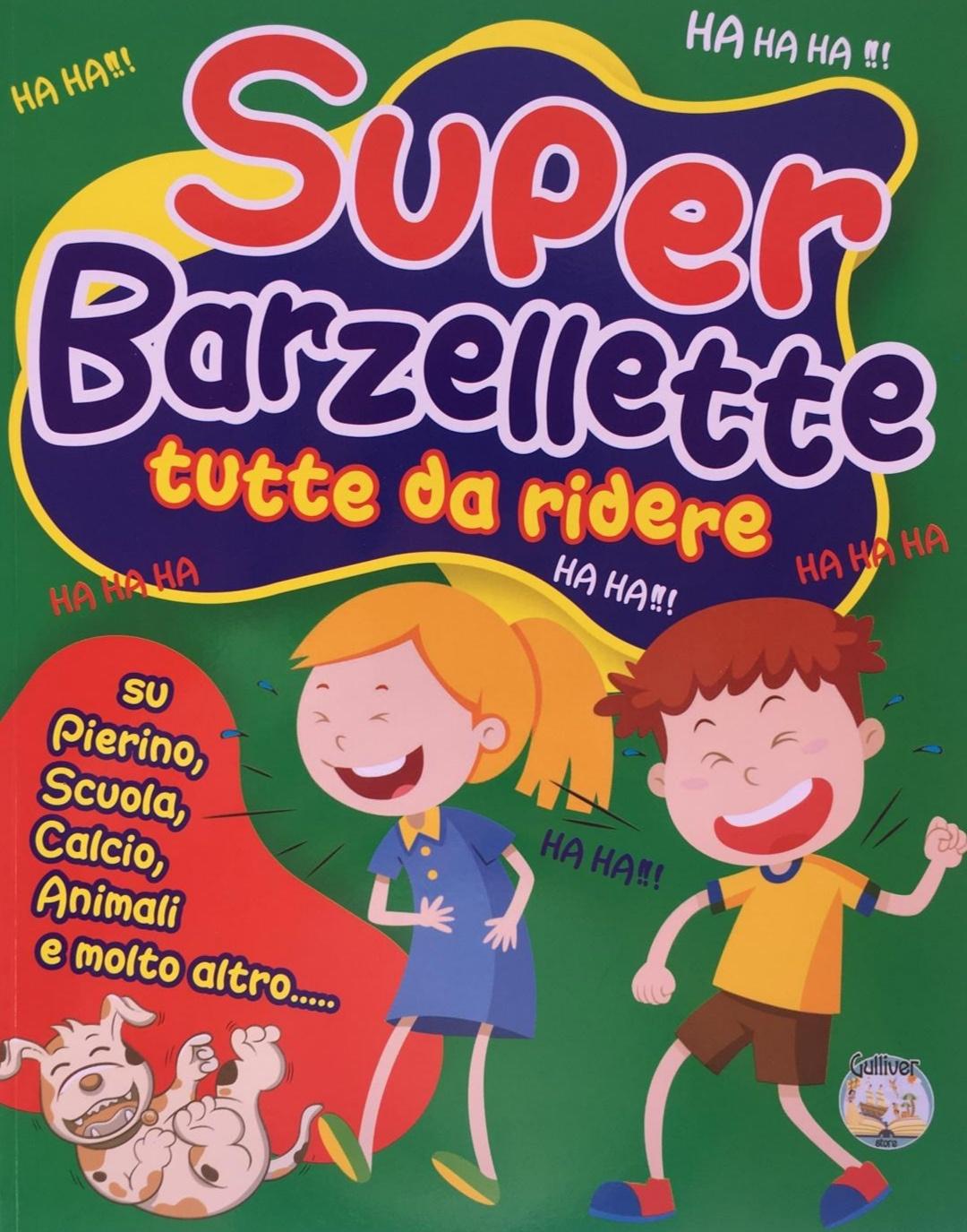 TANTE BARZELLETTE PER BAMBINI