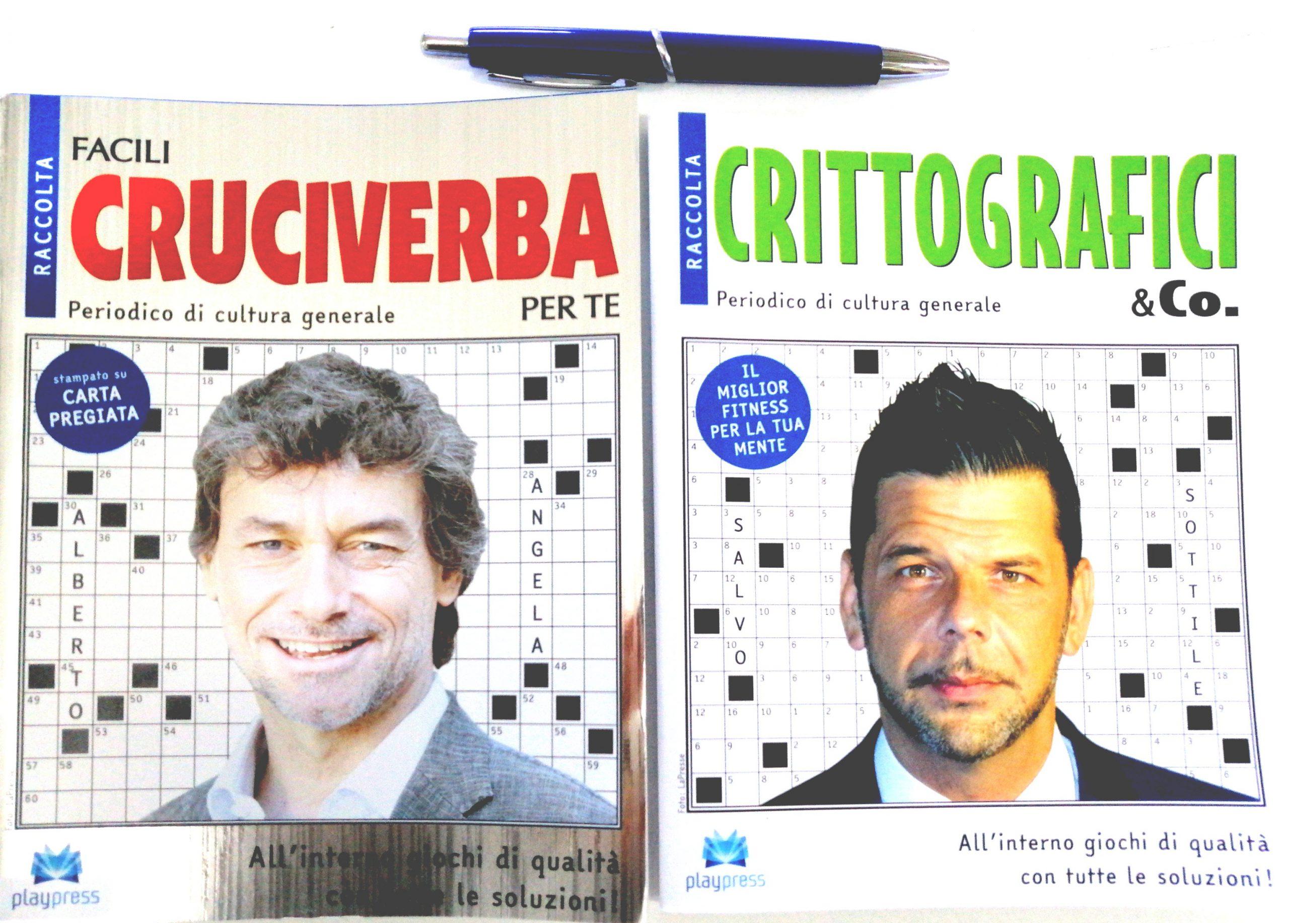 CRUCIVERBA FACILI - Spacebook.it - lo store dei libri online