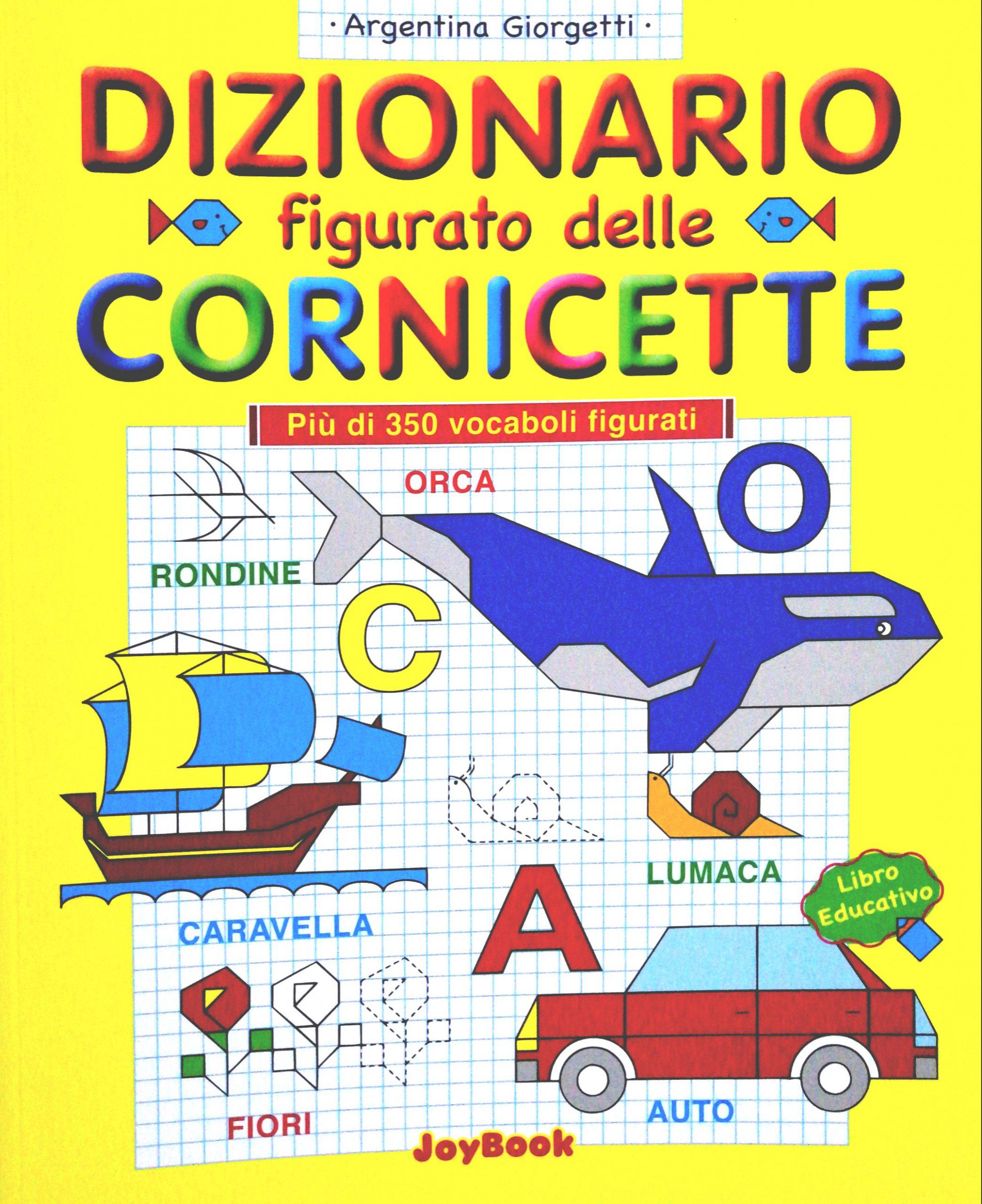 DIZIONARIO DELLE CORNICETTE